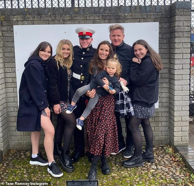 Family: Gordon is married to his wife Tana and Dad with twins Jack and Holly, Megan, Tilly and Oscar.