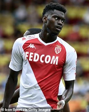Monaco center-back Benoit Badiashile has confirmed that Man Utd have made an offer to sign him last summer