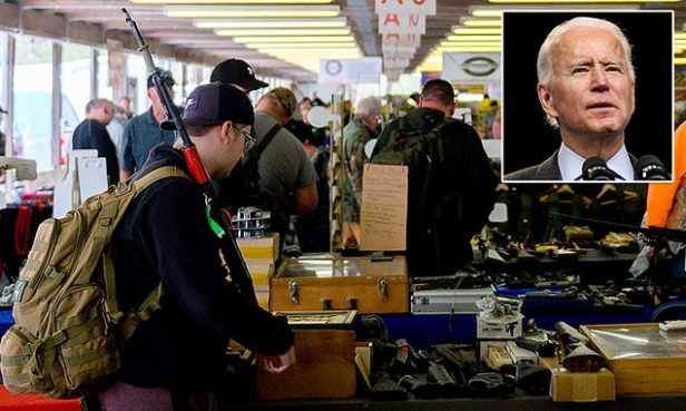 Biden considers regulating ghost guns in first move on gun control