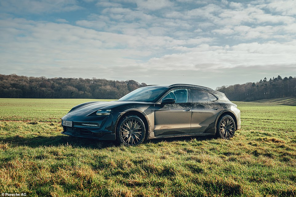 Prices for the sporty electric estate are expected to ring in at £140,000. All will be confirmed at the beginning of March in a global online launch from Germany
