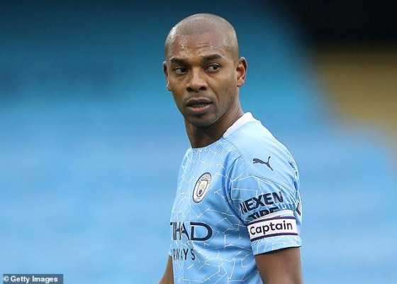 Manchester City do not need Fernandinho as they used to as part of the action on the field