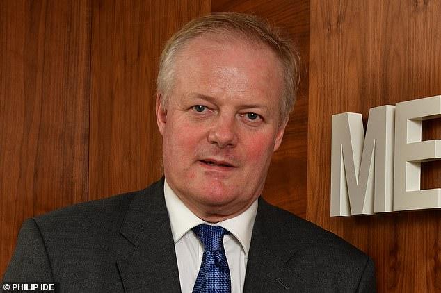 Undertaking: Melrose boss Simon Peckham said GKN's Birmingham factory had lost more than £100m in a decade