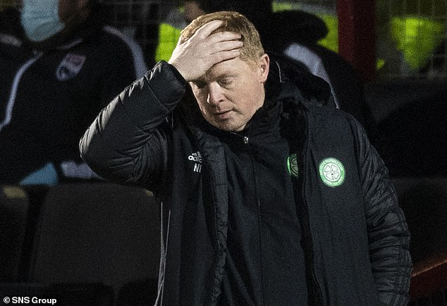 Celtic have lost patience with Neil Lennon and are set to sack the boss after Ross Country loss