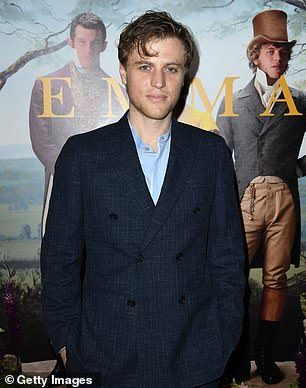 Johnny Flynn who was most recently seen in Netflix's The Dig is also on board