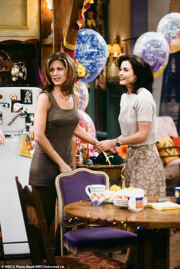 'What I'm going to say is going to ruin your life.  It's going to ruin your life, especially if you're a huge fan of the Friends show, '' the content creator said in an upload posted on January 14.