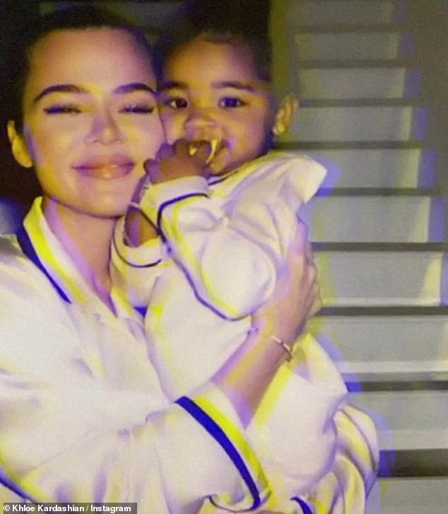 Another child: 'Khloe is trying for a baby,' the insider said, adding that she is 'trying for a sibling for True' and that 'Tristan wants that too'