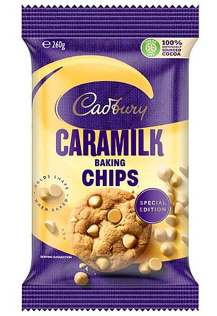 In Australia the product will be available to purchase from Coles on March 1 and from Woolworths on March 8