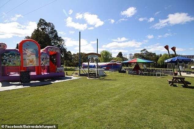 The theme park had a busy summer as people look to move away from Melbourne following the lockdowns