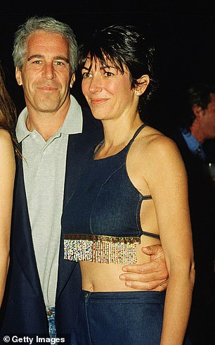 Maxwell and Epstein in 2000