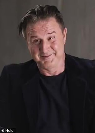Flashback: David Arquette is one of the stars who looks back on his youth