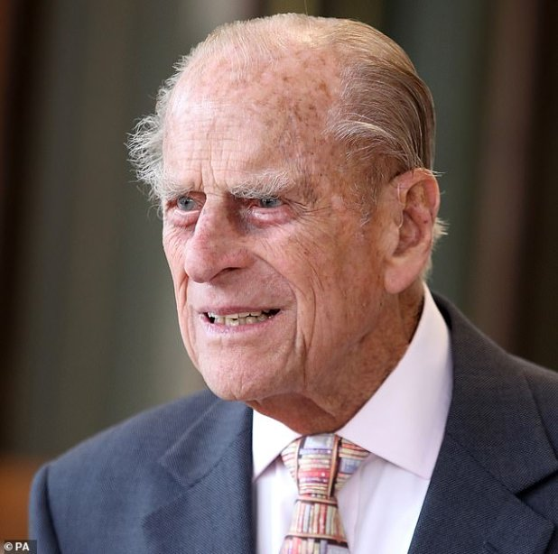 The Duke of Edinburgh, photographed in July 2017, remains in hospital due to an infection.