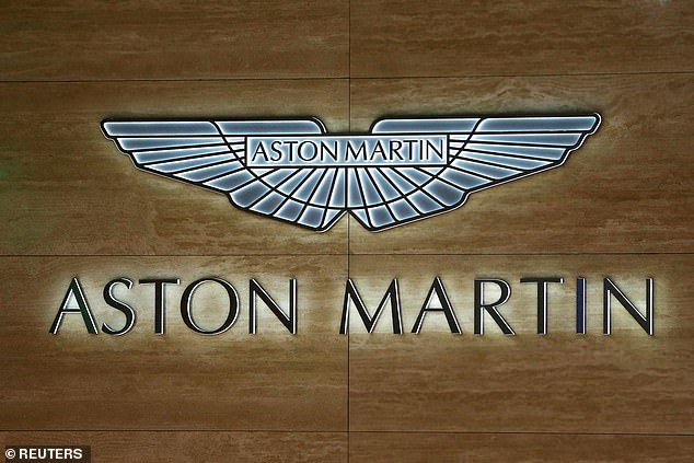 Aston Martin made a £466million pre-tax in 2020 compared to a £119.6million loss in 2019