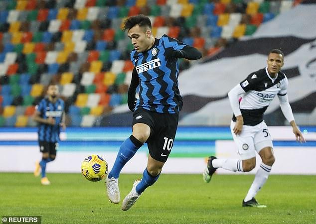 El argentino de 23 años parece destinado a ser una estrella de la próxima década después de protagonizar la Serie A