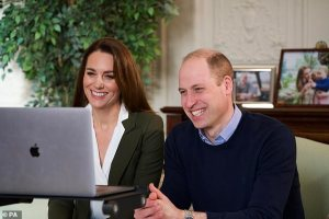Prince William warns against 'rumors and misinformation' about Covid-19 vaccines on social media