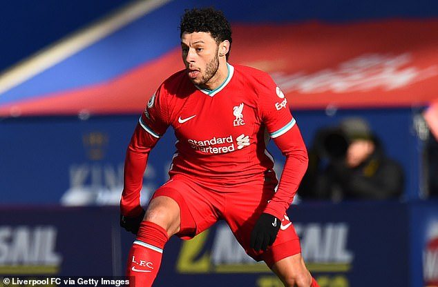 Alex Oxlade-Chamberlain is currently struggling for regular action and form at Liverpool
