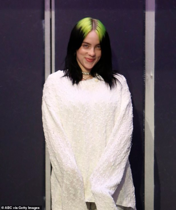 Revealer: 19-year-old Billie Eilish opens up about her romance with rapper 7: AMP (born Brandon Adams) and their eventual split in the new documentary: The World's A Little Blurry.
