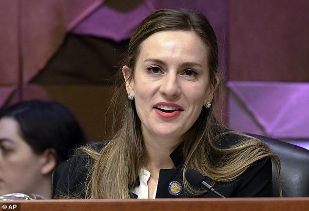 New York state Sen Alessandra Biaggi branded Cuomo a 'monster'