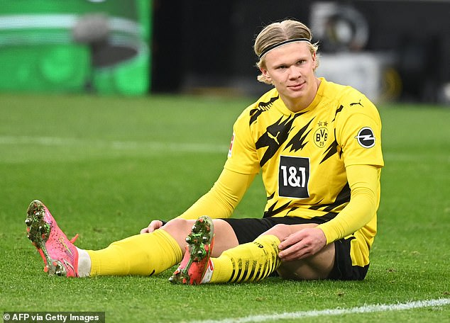 The Norwegian could leave Borussia Dortmund in the summer with a host of clubs interested