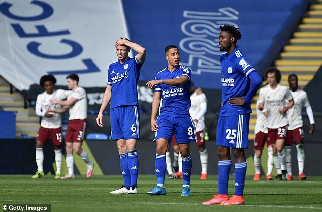 With a lot of injuries and tough fixtures, the Foxes could miss out on Champions League again