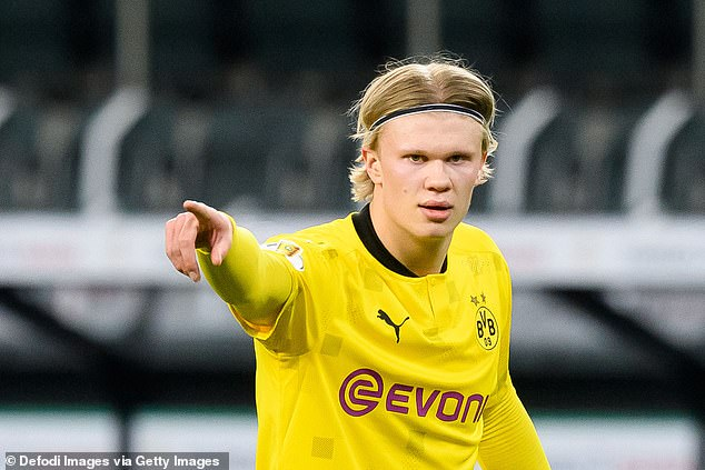 Erling Haaland has reportedly narrowed down his potential destinations to six clubs if he leaves Borussia Dortmund this summer