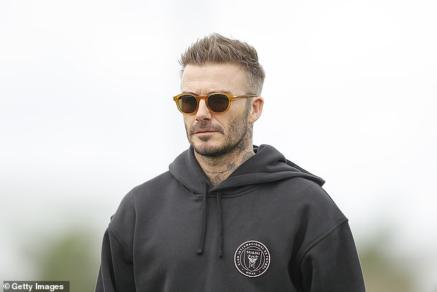 David Beckham has outlined his ambitions to build a star-studded squad at Inter Miami