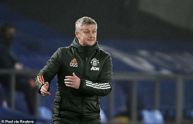 Ole Gunnar Solskjaer has admitted he is worried about United's loss of form after another draw