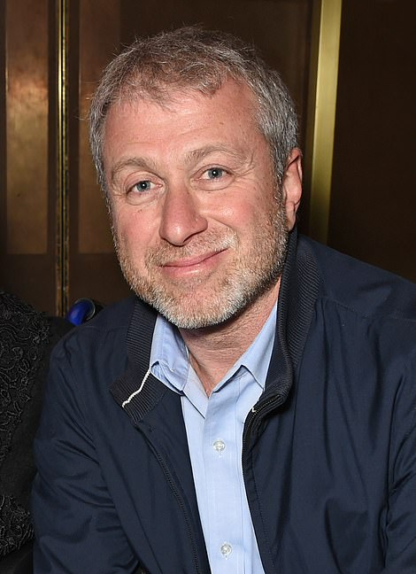 Pathologically secretive Russian billionaire and owner of Chelsea Football Club, Roman Abramovich