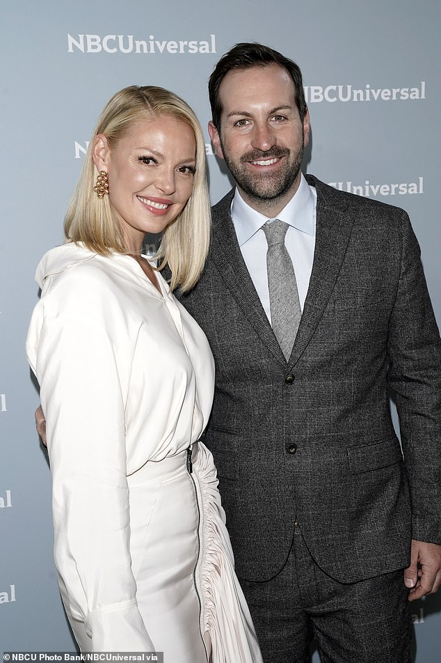 Parents: Heigl, 42, and musician Kelley, 41, married in 2007 and are raising their daughters, along with biological son Joshua, four, on a Utah ranch