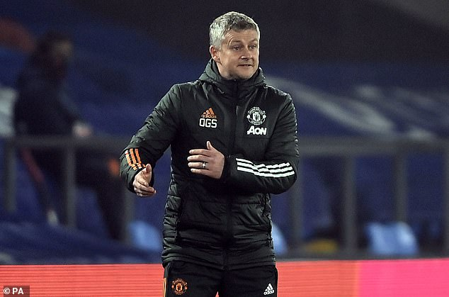 United boss Ole Gunnar Solskjaer has not seen his side score for nearly five hours now