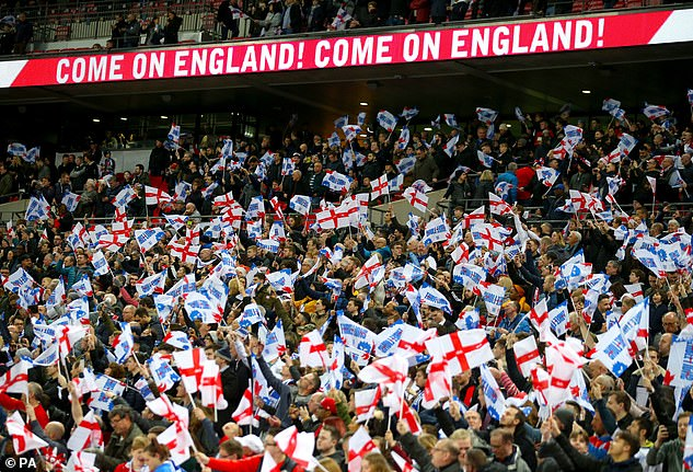 Government's roadmap out of lockdown has created the chance of big crowds at Wembley