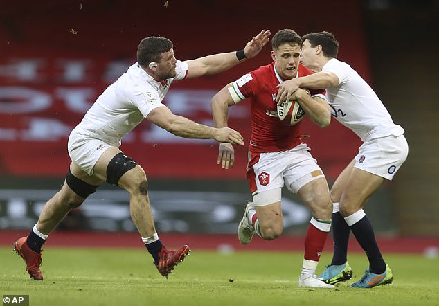 The Wales scrum-half picked up a hamstring injury and has withdrawn from the squad