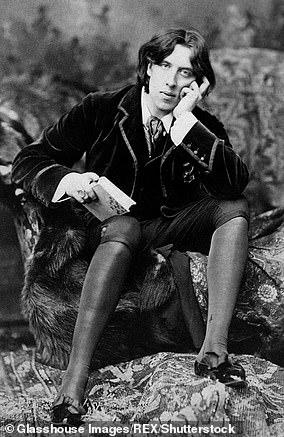 Oscar Wilde was held at HMP Readingfrom May 25, 1895 to May 18, 1897