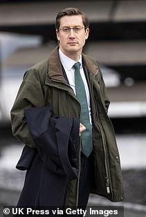 Simon Case in Dundee in 2019