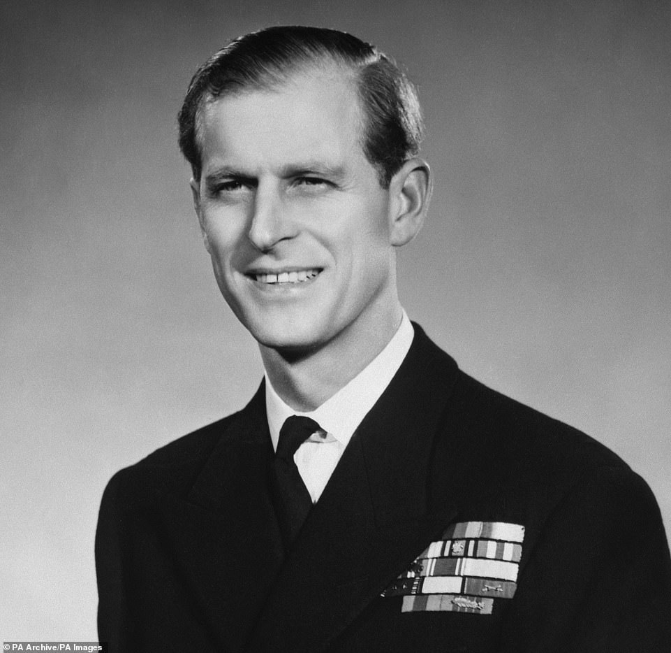 The Duke of Edinburgh coined the nickname The Firm when he married into the family in 1947