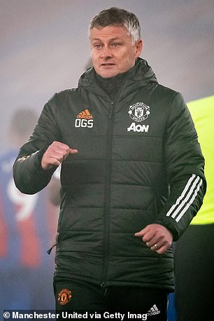 Solskjaer's side were top in January but have dropped 13 points in their last eight league games