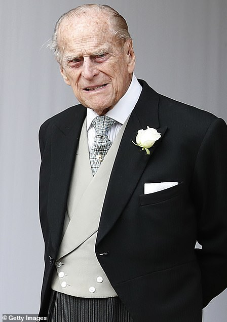 The Duke of Edinburgh has already spent 16 nights in hospital for an un-named infection and 'observation' of an underlying heart condition. He was moved to leading cardiac centre St Bartholomew's Hospital in the city of London on Monday