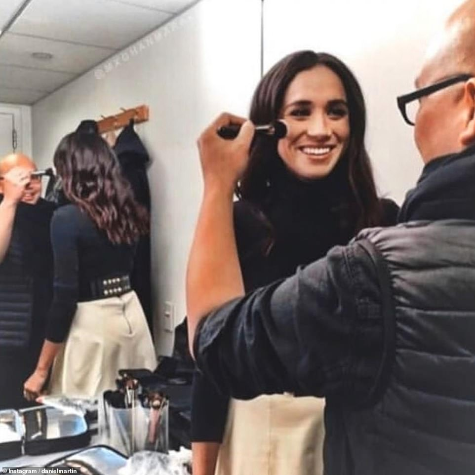 Meghan Markle's make-up artist pal Daniel Martin has posted a defiant poem in defence of the Duchess amid the bombshell claims she bullied members of staff at Kensington Palace