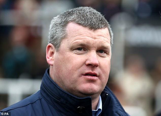 The Irish Horseracing Regulatory Board (IHRB) held a disciplinary hearing into Elliott's actions