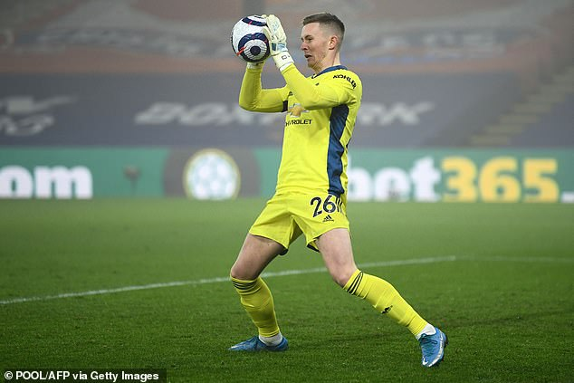 Dean Henderson has six games to show why he should be Manchester United's No 1