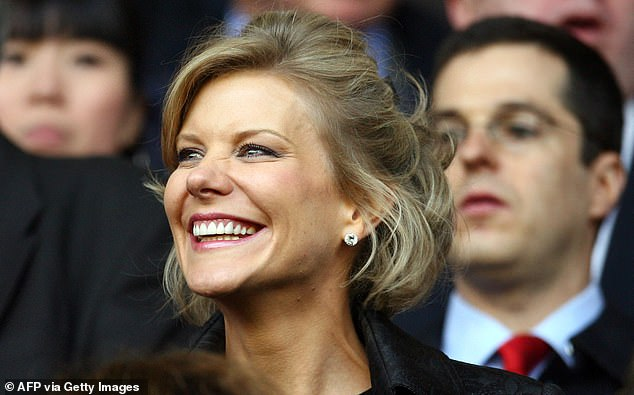 Sources close to the £ 300million buyout plan say all parties, including consortium members Amanda Staveley (pictured) and the Reuben brothers, remain committed to it.