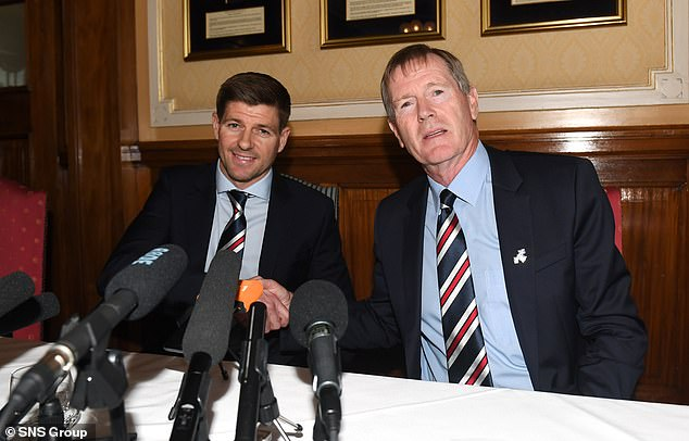 King played a key role in convincing Gerrard the club were serious about pushing for trophies