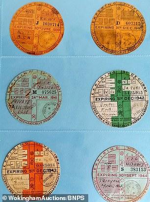 1939 - 1944