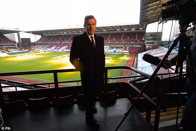 Aston Villa's Christian Purslow - who criticised Project Big Picture - is part of the working party