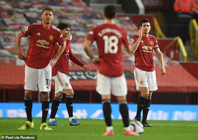 Manchester United may well look back on this season and wish they had given it more of a go