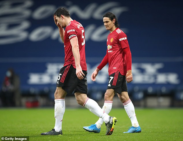It's just a shame for United they didn't seize the opportunity earlier to be positive and clinical
