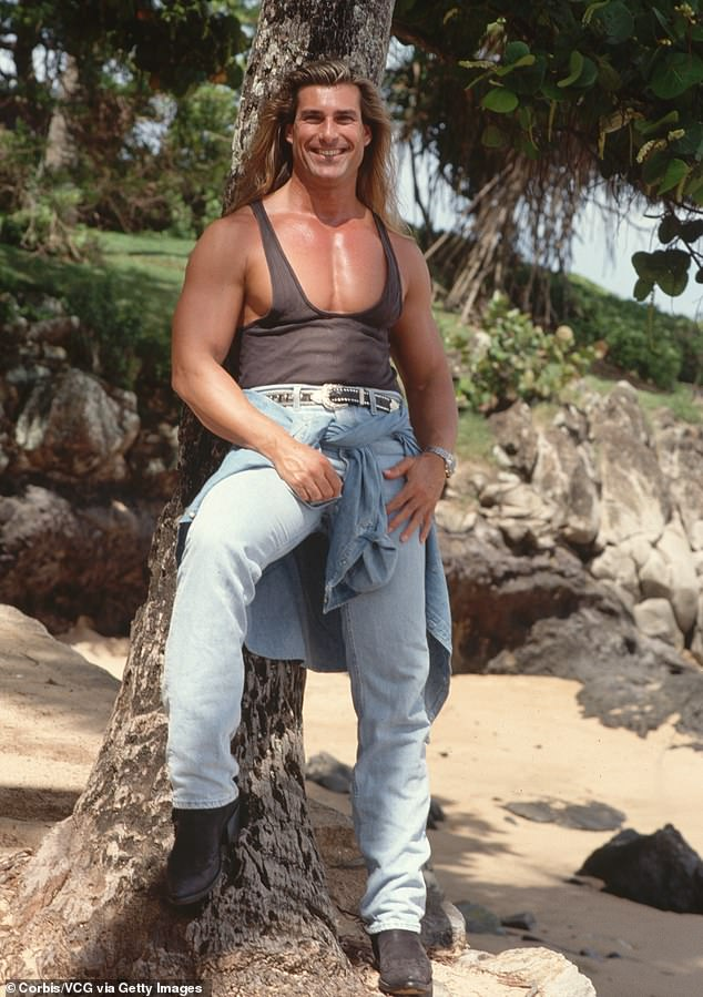 Legendary Heartbeat: In addition to decorating the covers of hundreds of romance novels, Fabio has been the spokesperson for various brands, including I Can't Believe It's Not Butter!  and Old Spice