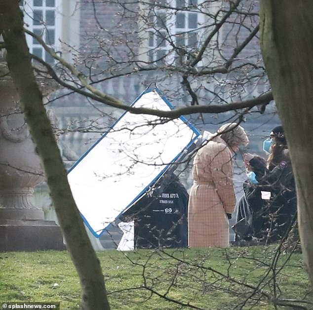 Story-telling: The script, written by English screenwriter Steven Knight, follows the moments Diana realised she 'needed to veer from a path that put her in line to one day be queen