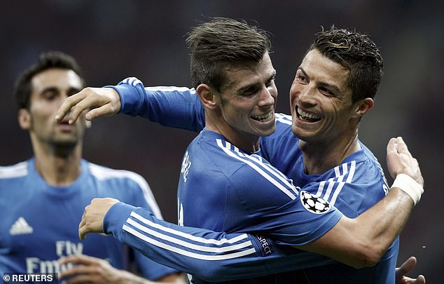 Roy Keane has said Bale should look at Cristiano Ronaldo for inspiration to stay at his peak