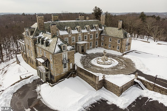 It comes as his century-old Seven Springs estate in New York's Westchester County faces scrutiny as the subject of two state investigations: a criminal probe by Manhattan District Attorney Cyrus Vance Jr. and a civil inquiry by New York Attorney General Letitia James