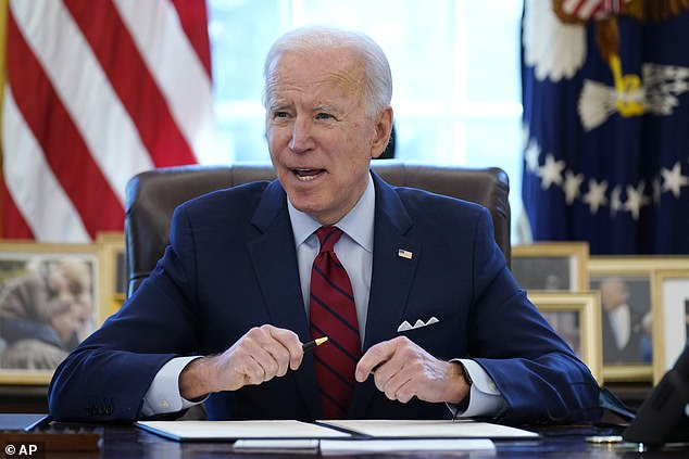 President Biden will sign an executive order requiring the Department of Education to review a controversial policy from Betsy DeVos